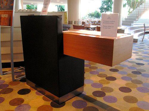Restaurant Furniture Hostess Station - Furniture Designs