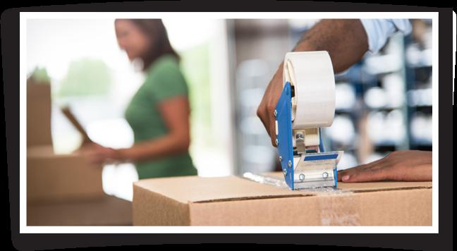 Storage Unit Brampton Self storage, Moving company