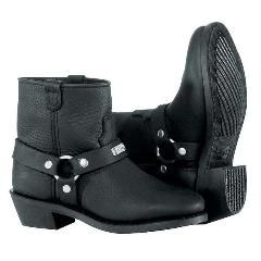 River Road Lo Cut Ranger Harness Boots For Women