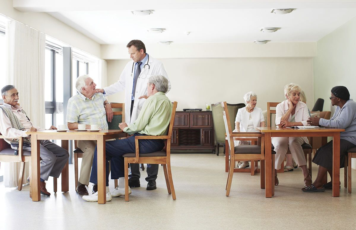 7 Life Lesson From A Nursing Home Worker Elder Abuse Essay