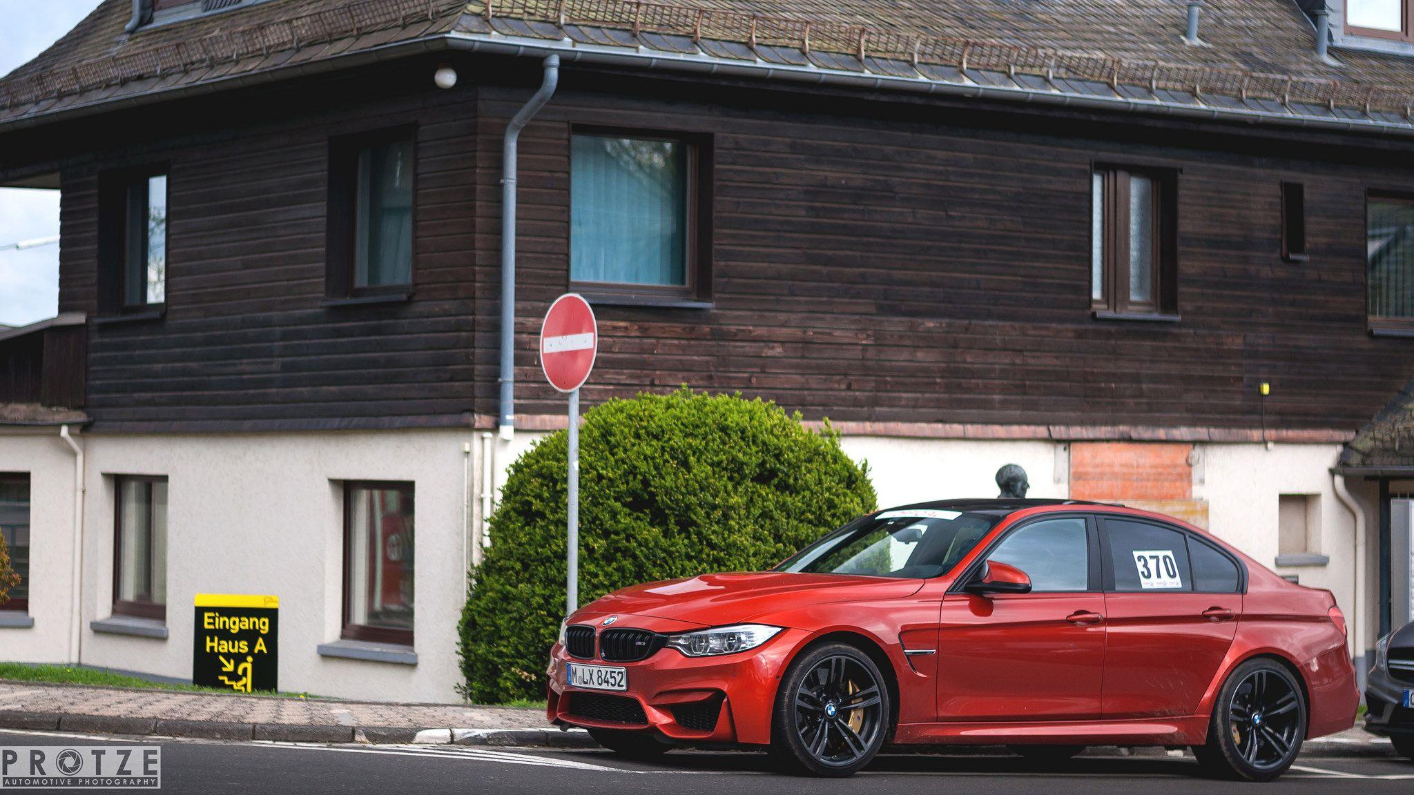 #BMW #F80 #M3 #Sedan #Red #Hot #Devil #Fire