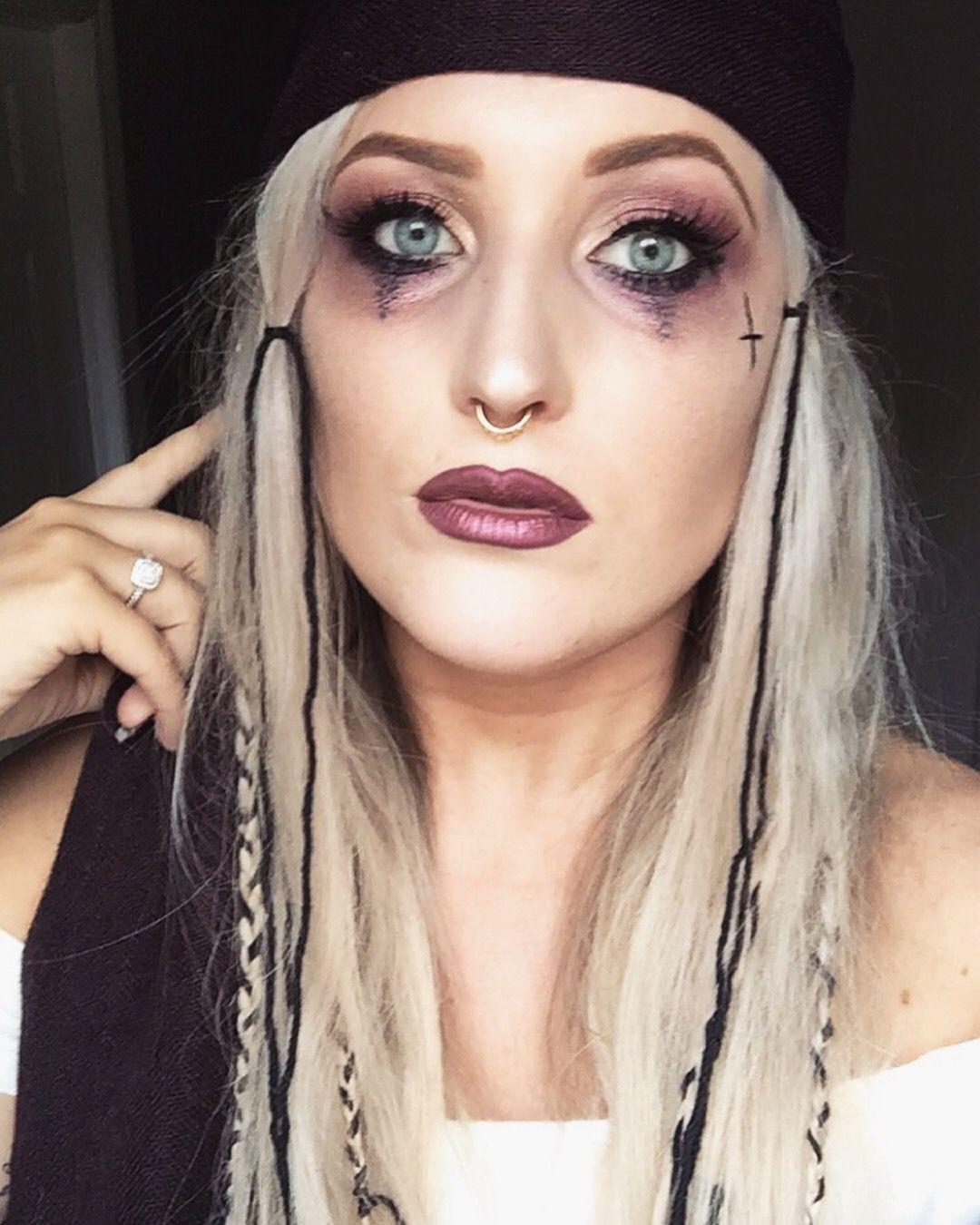 Pirate Halloween Makeup Halloween Makeup Pirate Pirate Makeup Pirate Girl Makeup
