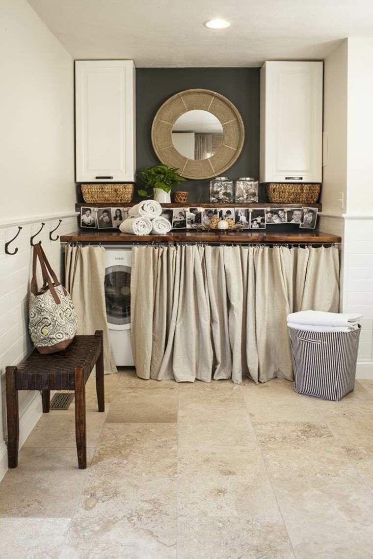 Cache machine à laver et sèche linge : 24 idées ...