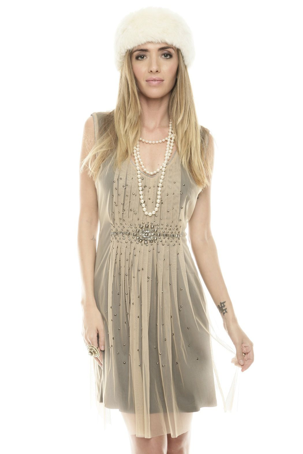 Love the dress hat not so much clothes pinterest gold