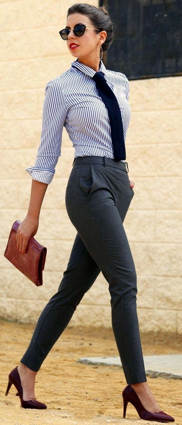45 non-boring casual business attire for women to wear | business