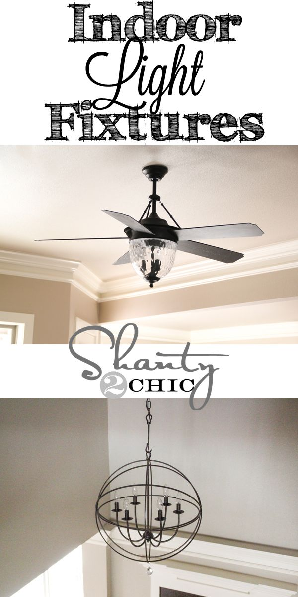 Super Cute Interior Lights House Update Shanty S