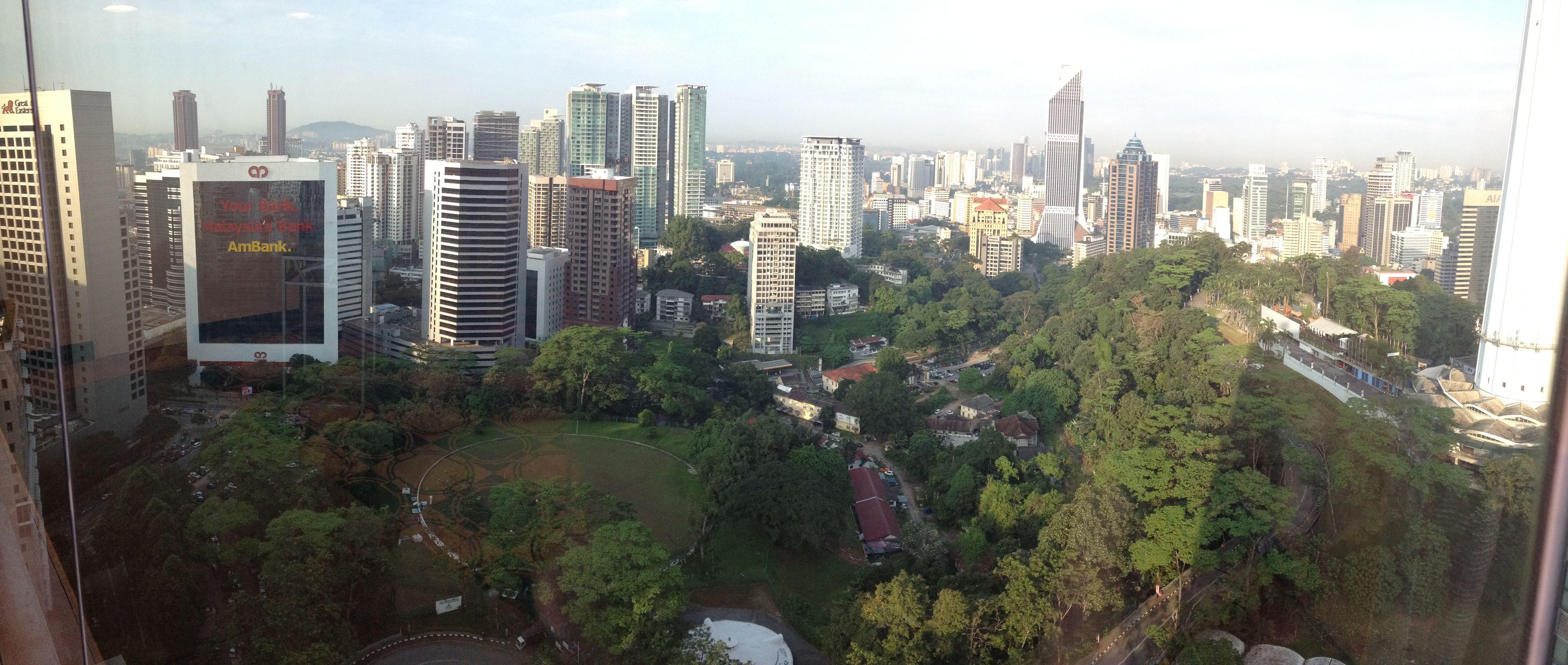 Kuala Lumpur City Scape Kuala lumpur city, Seattle