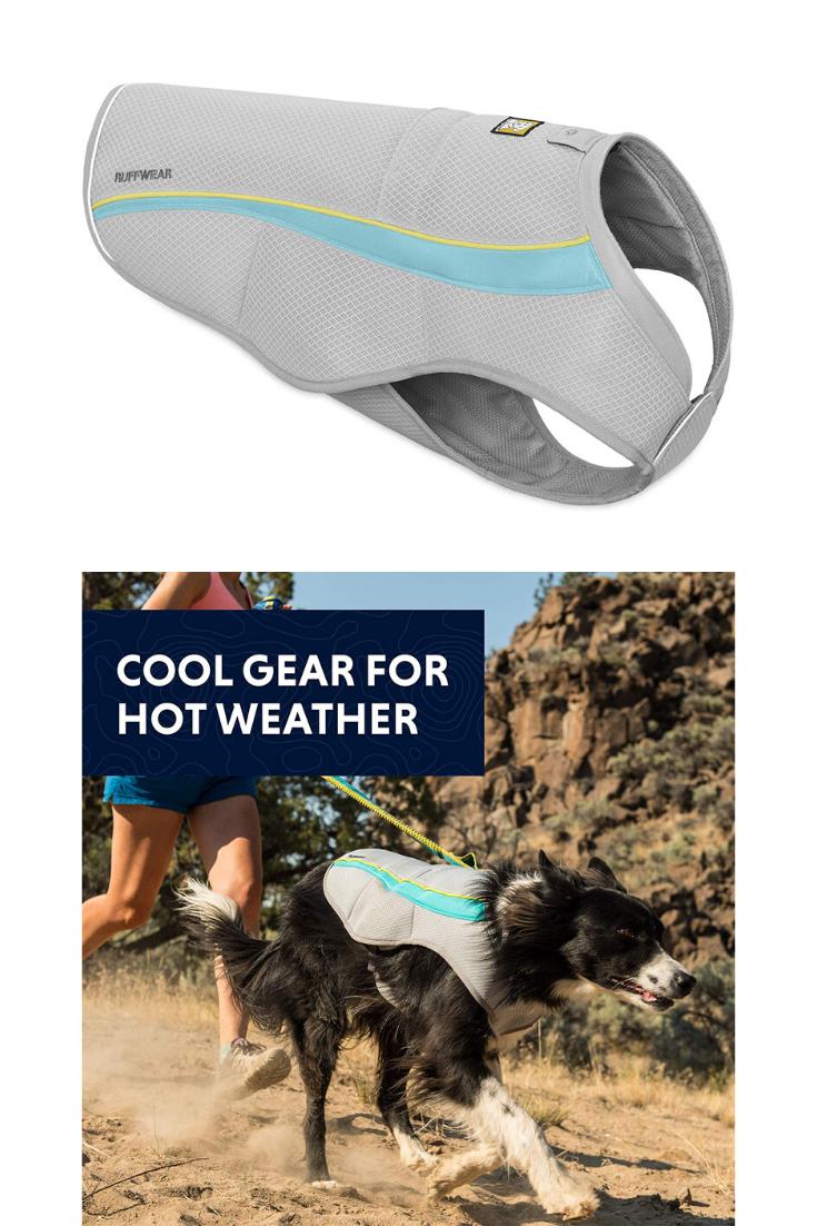 Cooling Vest Three Layer Cooling Harness Compatible Reflective Trim Dog Cooling Vest Cooling Vest Dog Clothes