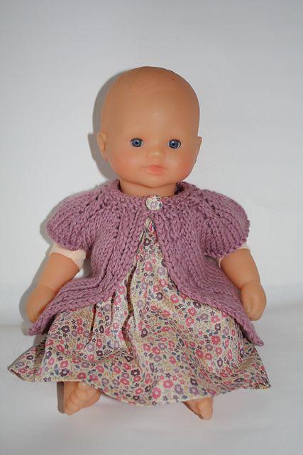 Free Ravelry Little Haimi Pattern By Muriela Knitting Dolls