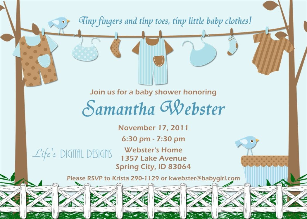 Baby Shower Card Sayings For Baby Boy | Baby Shower Invitation Ideas ...