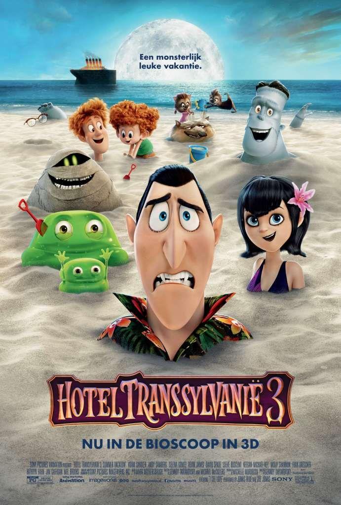 Hotel Transylvania 3 Review Hotel transylvania