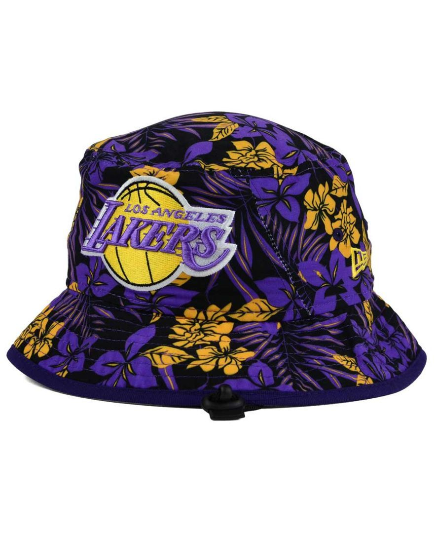 170c1b2d6e2dd New Era Los Angeles Lakers Wowie Bucket Hat