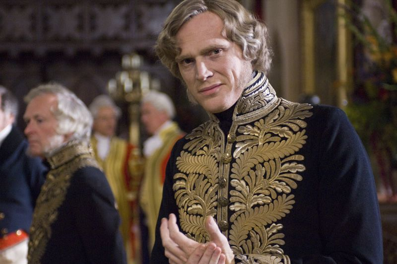 Paul Bettany As Lord Melbourne In The Young Victoria The Young Victoria Victorian Costume Young Queen Victoria
