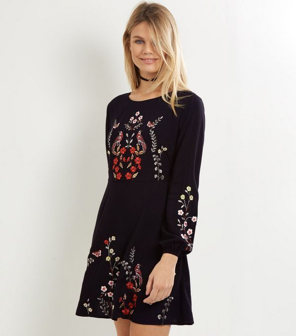 Embroidered Ladies Clothing