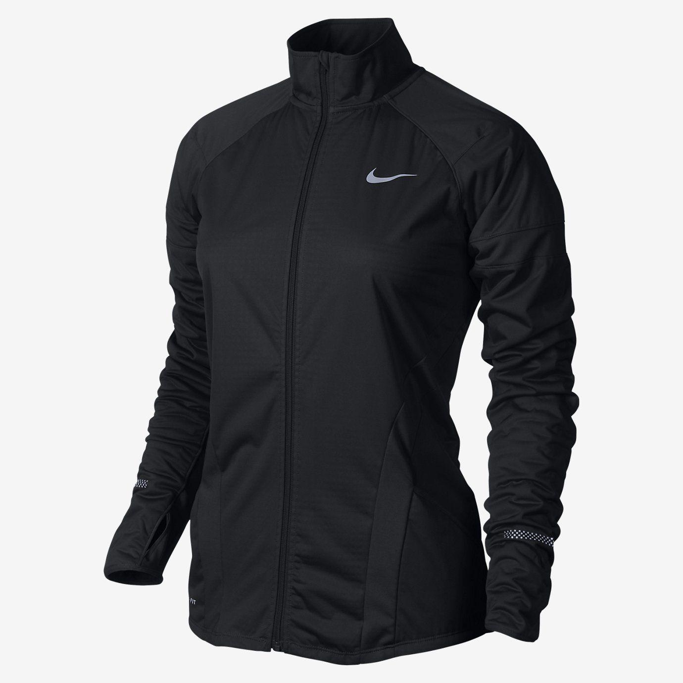 b5a0e985bd9d Nike Element Shield Full-Zip Women s Running Jacket. Nike Store ...