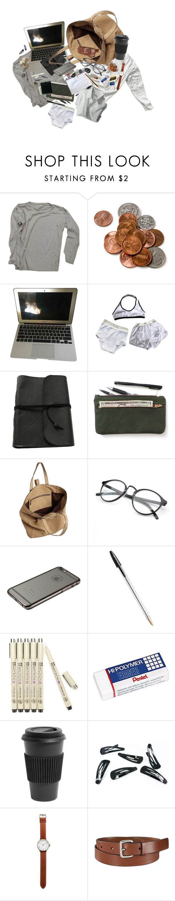 """Emmet's Bag"" by irondeficient ❤ liked on Polyvore featuring Étoile Isabel Marant, Apple, Tila March, Pentel, Avon, Dogpile, Homage, Tsovet and Uniqlo"