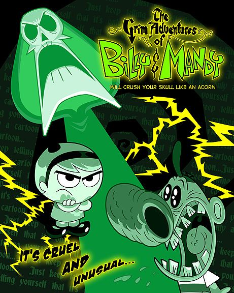The Grim Adventures of Billy & Mandy - Billy and Mandy Save ...