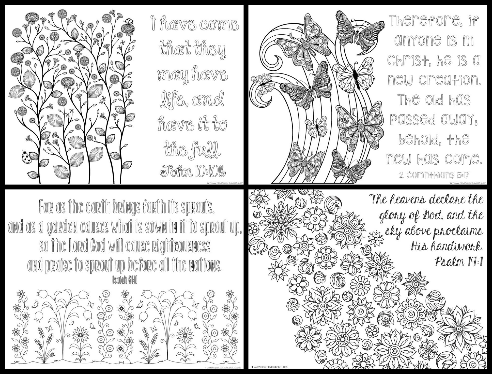 AWESOME collection of free printables for so many themes and ...