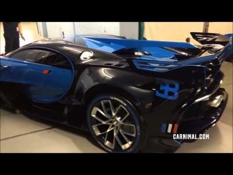 Bugatti Vision Gt Price >> 2016 Bugatti Vision Gran Turismo 2016 Concept And Price