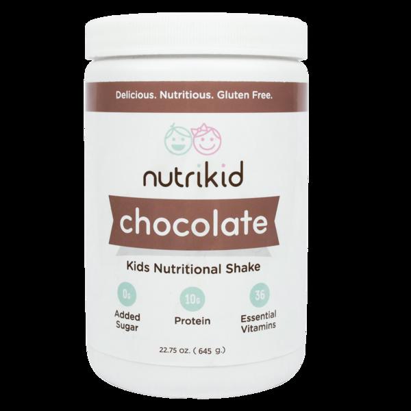 Chocolate Kids Nutritional Shake #childnutrition