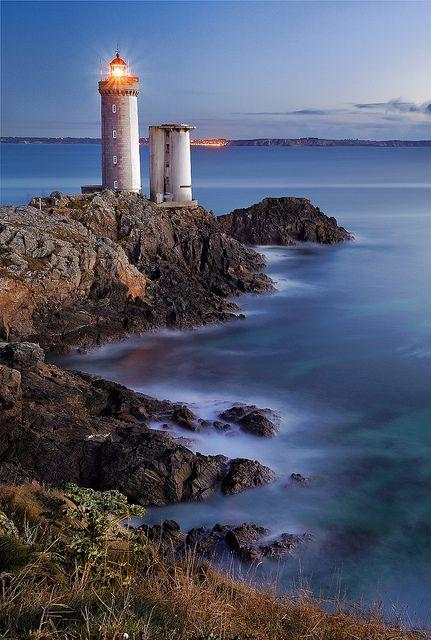 Phare du petit Minou, Brittany - France | y Travel Bucket ...