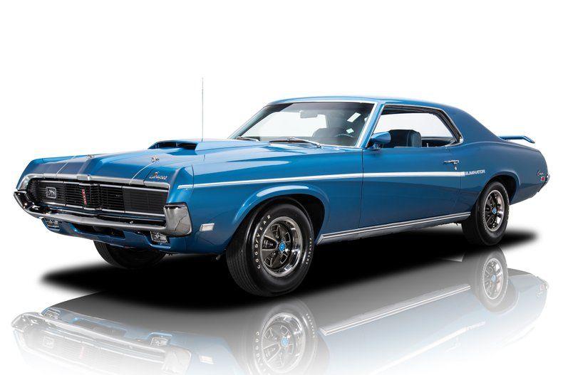 132732 1950 Mercury Monterey RK Motors Classic Cars for Sale