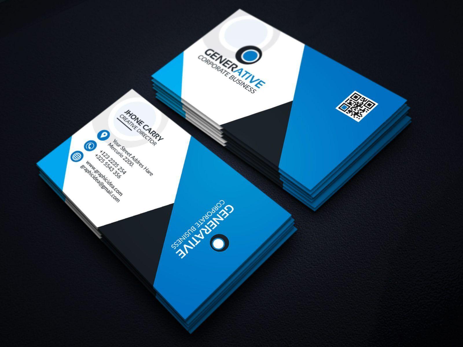 Eps Sleek Business Card Design Template 001599 Template Catalog Business Card Design Business Card Template Design Stylish Business Cards