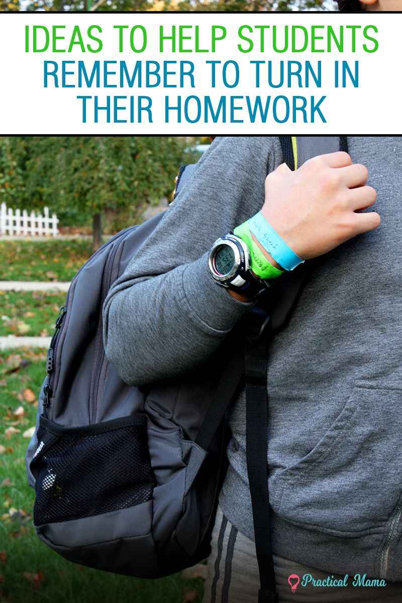 Your child forgets to turn in their assignments? Here are our tips to get students remember to turn in their homework that worked for us.