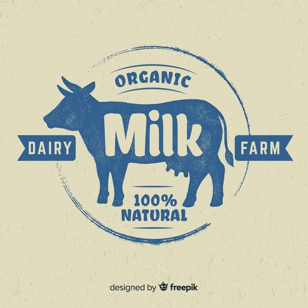 Dairy Logo Design Free Download