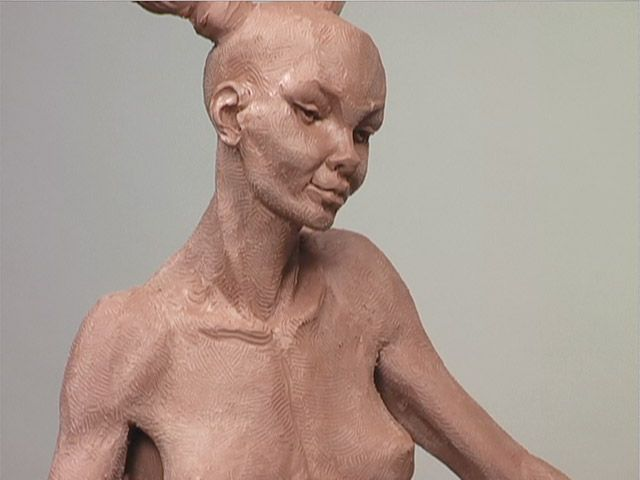 The Gnomon Workshop - Sculpting the Femme Fatale | Clay, Wood, Bone ...