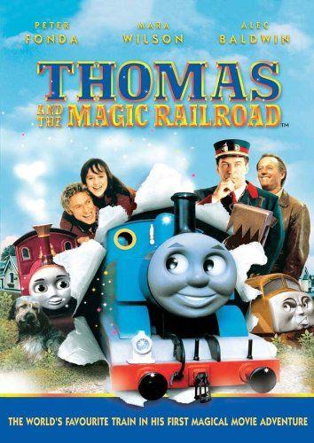Thomas And The Magic Railroad Svenska Filmer Med Svenska Undertexter