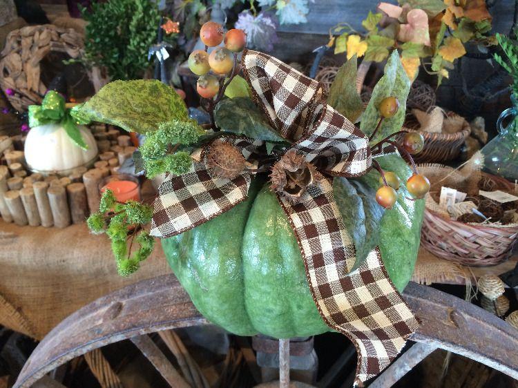 Pin on Decorated Pumpkins at Harvestville Farm