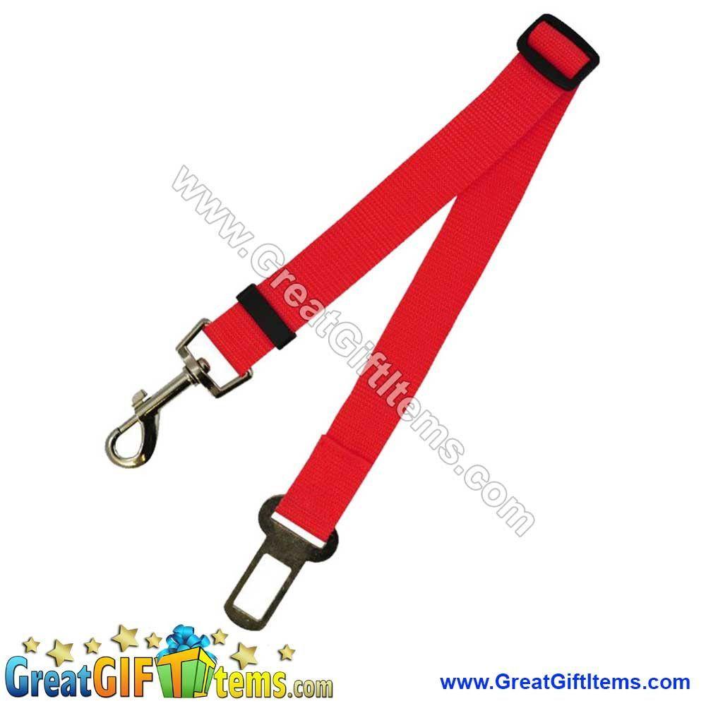 +Adjustable Dog Seat Belt Harnesses For Car