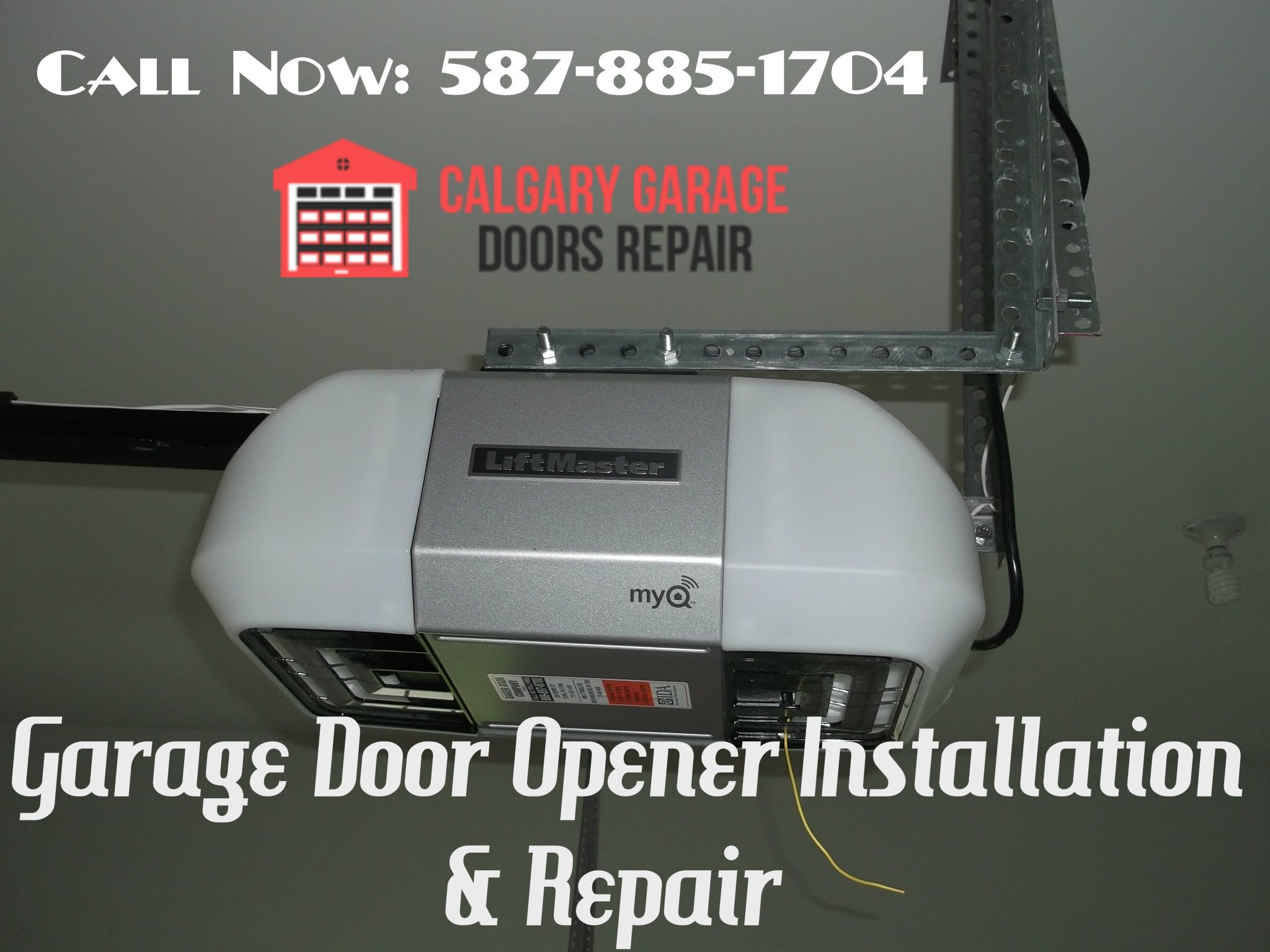 Find The Best Garage Door Opener Installation Repair Service In