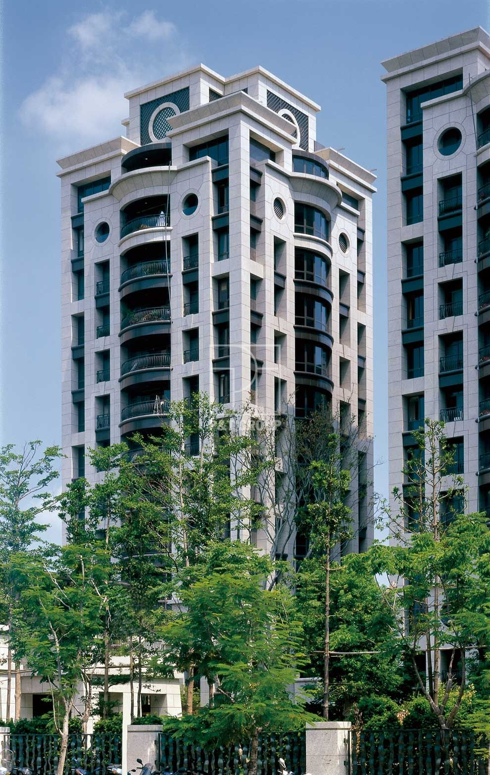 Projects By Type Residential Taipei Gardens P T Architects Engineers Limited P T Group Facade Architecture Hotel Building Hotel Architecture