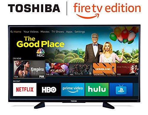 Toshiba 50inch 4K Ultra HD Smart LED TV with HDR Fire