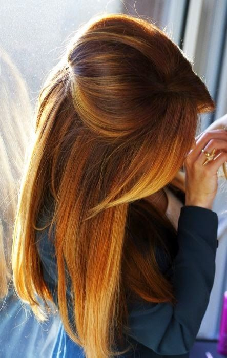 27 Exciting Hair Colour Ideas 2017 Radical Root Colours Cool