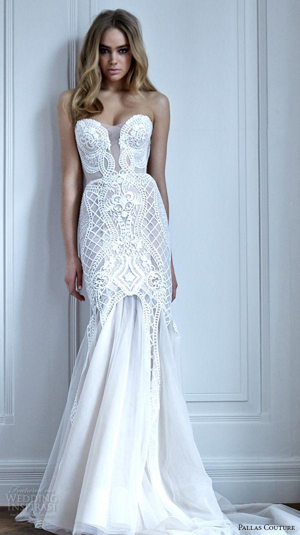 Pallas Couture 2016 Wedding Dresses — La Haute Bijoux Bridal ...