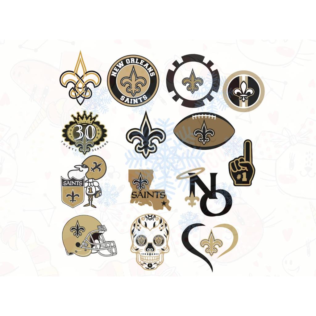 Download New Orleans Saints,NFL svg,love football, love New Orleans ...