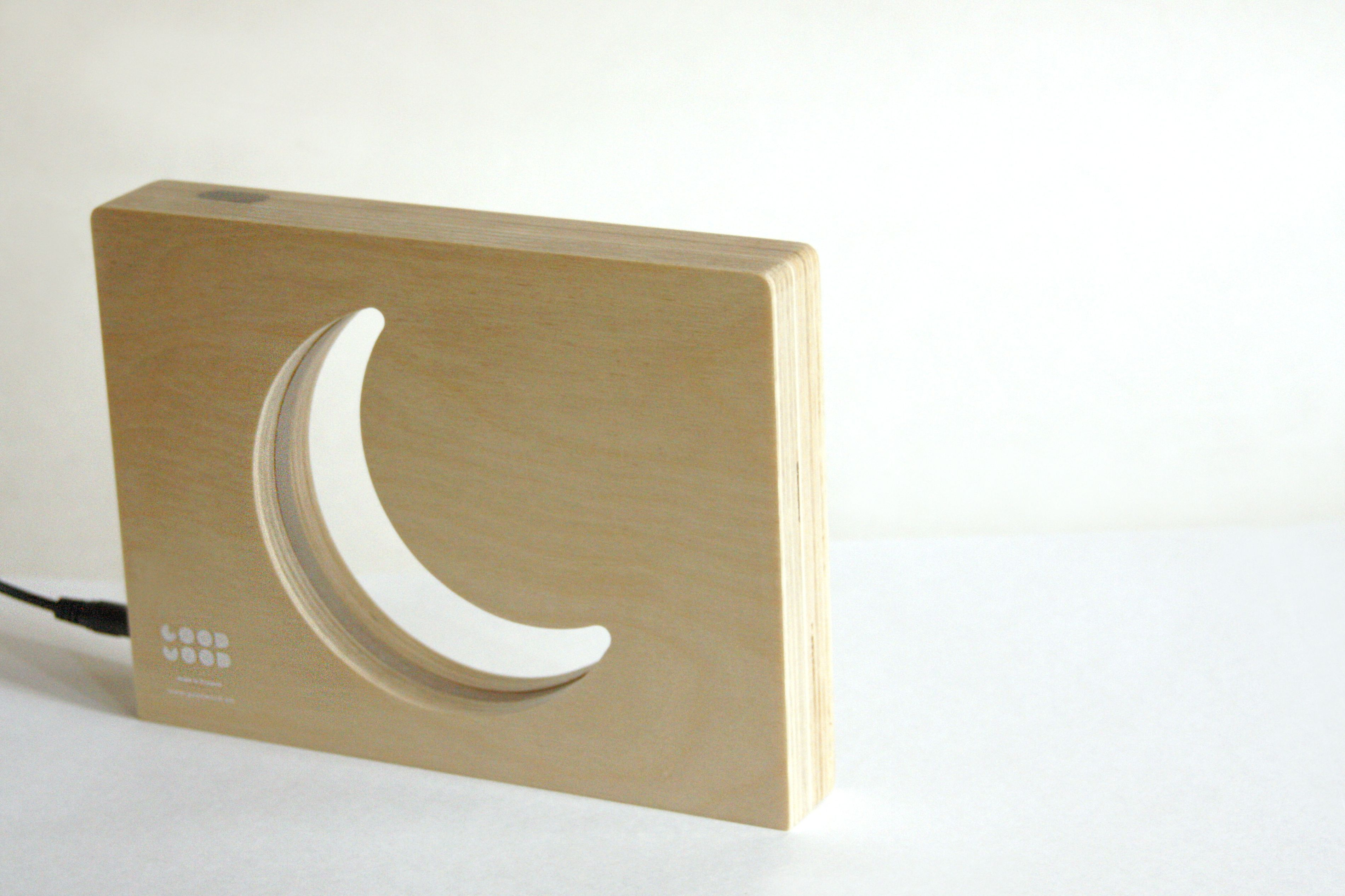 Moon Lamp With Sensor Switch Made From Plywood Night Light For Bedroom Led Moon Lamp Led Night Light Night Lamps Night Light
