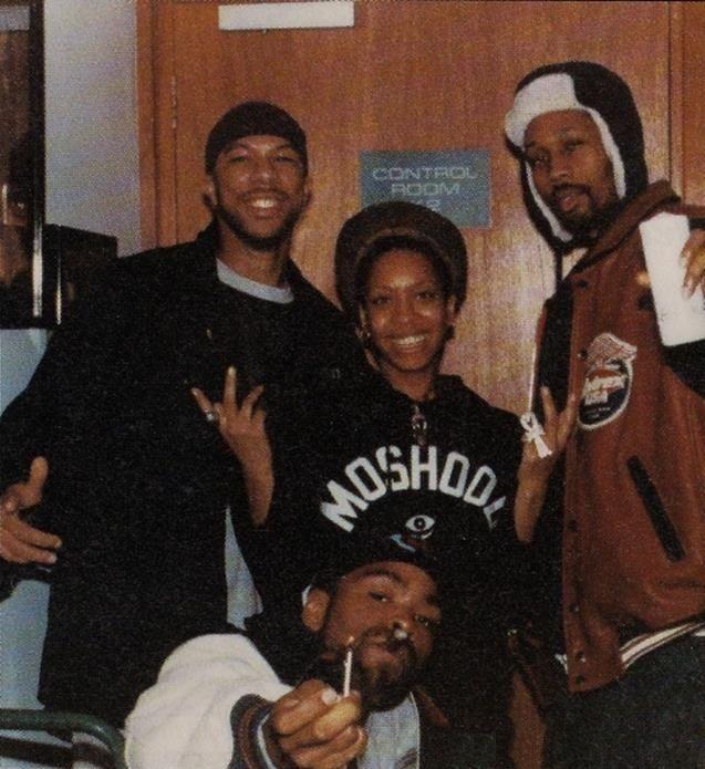 Common, Method Man, Erykah Badu & RZA