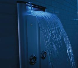 BodySpa by Kohler. Use a series of Whirlpool Jets and place ...