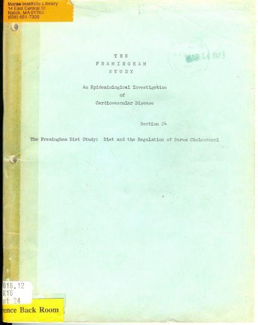 The Blog Of Michael R. Eades, M.D