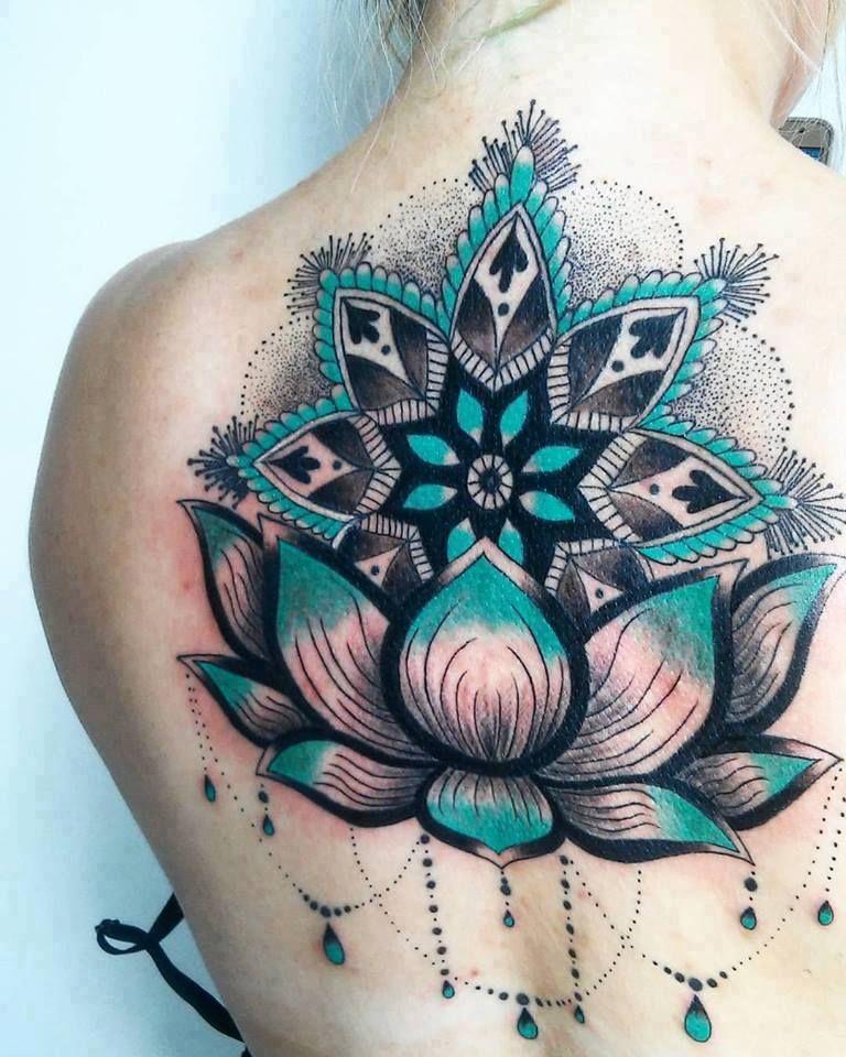 Flor De Loto Tattoo Styles Tattoos Cool Tattoos