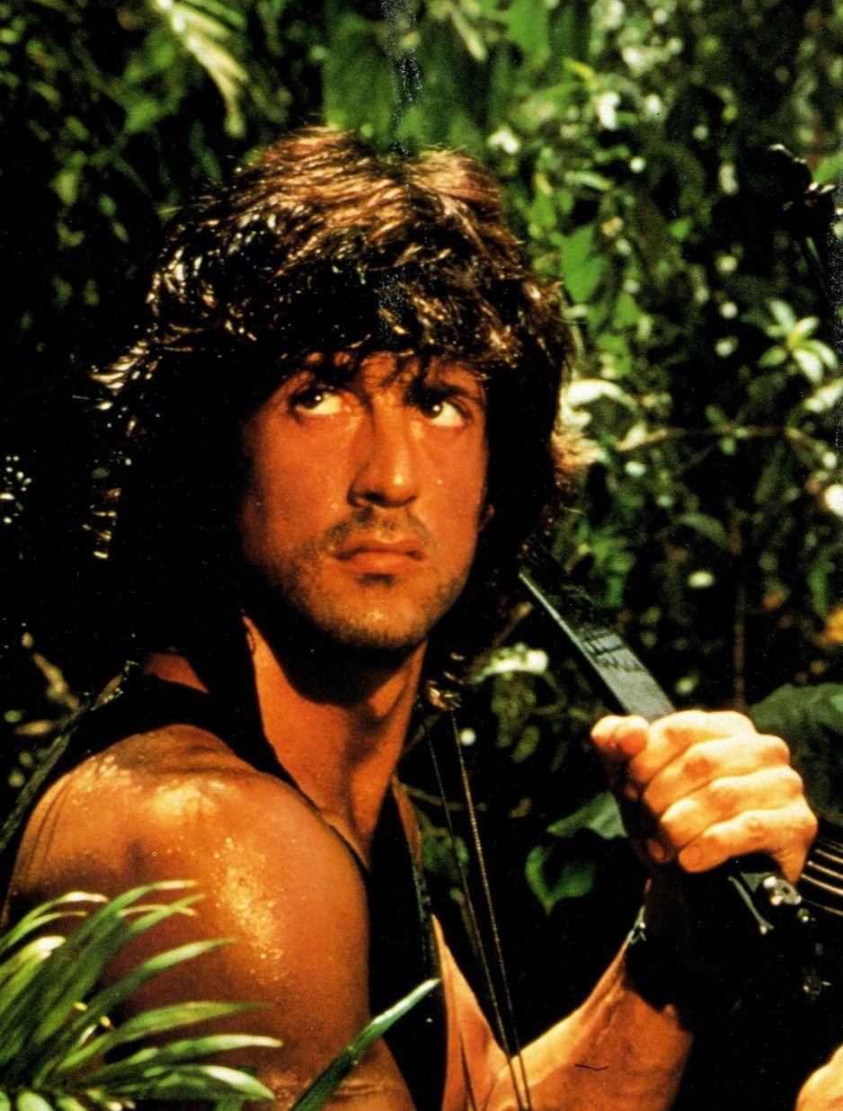 Pin Di Rambo First Blood Movies