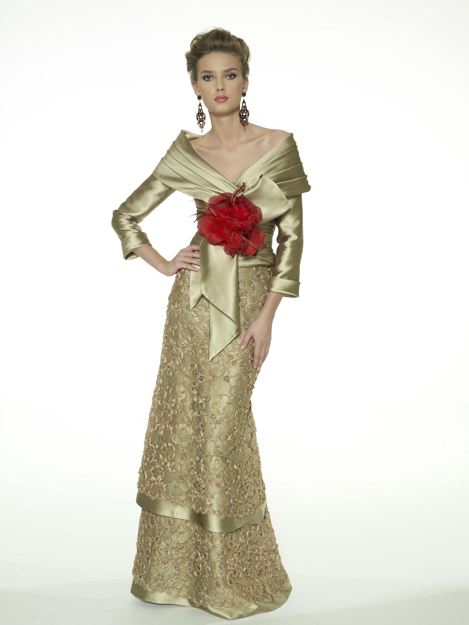 Vestidos de madrina bodas net