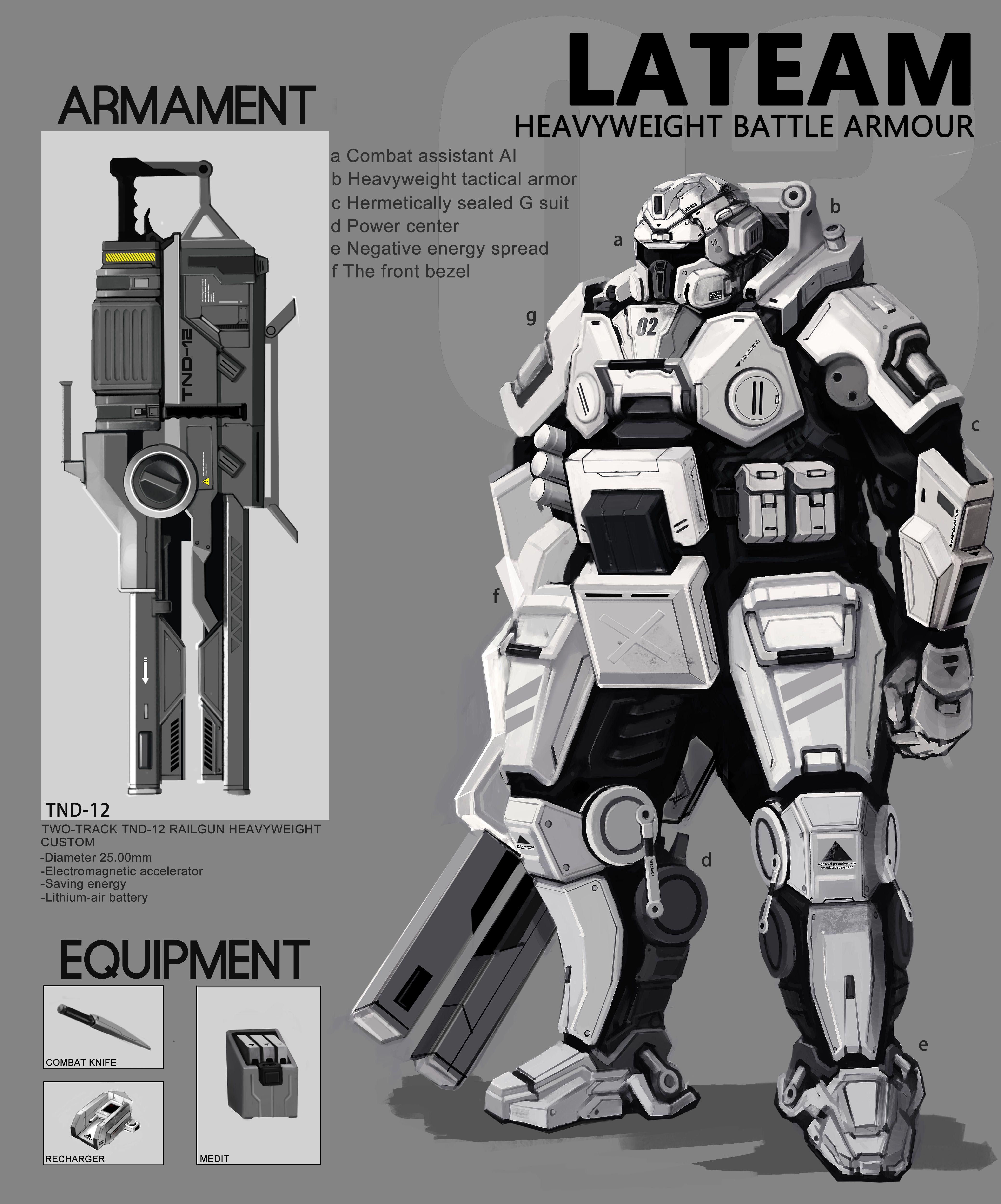 Lat Battle Armour 03292013 by WarrGon on DeviantArt