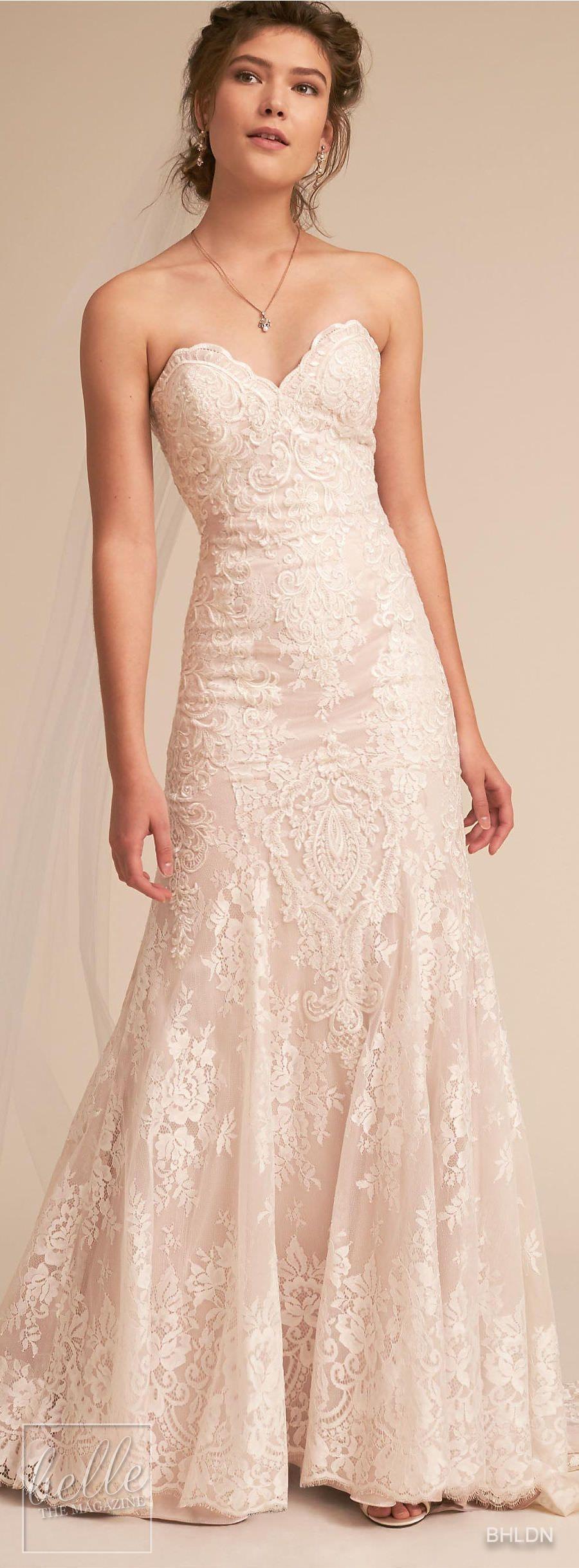 Our favorite wedding dresses from bhldn wedding dresses