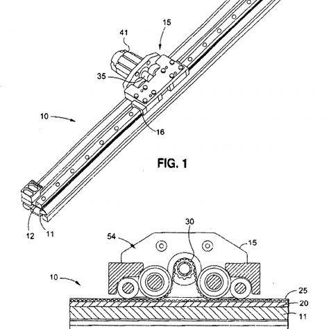 The Everman belt drive system (aka