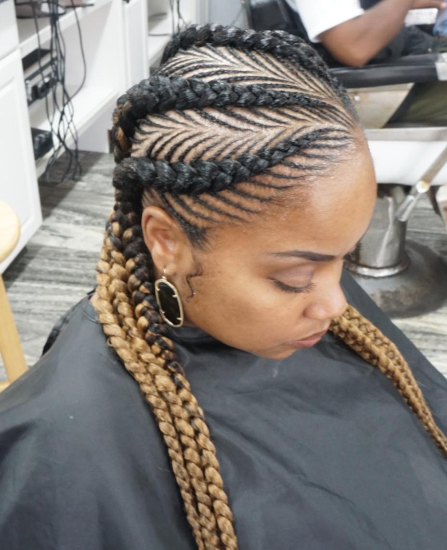 30 Beautiful Fishbone Braid Hairstyles For Black Women Part 30 Hair Styles Black Women Hairstyles Natural Hair Styles